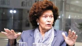 Zoila Martínez.