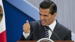 Presidente de México, Enrique Peña Nieto.
