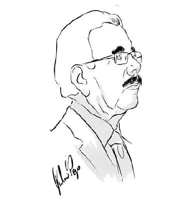 Image result for danilo medina caricatura