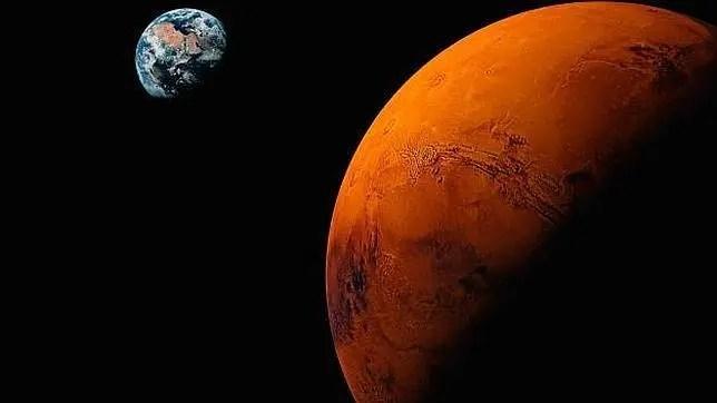 Los científicos de la NASA ya habían determinado que Marte tuvo un océano hace unos 4.500 millones de años que ocupó el 19 por ciento del planeta.