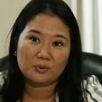 Keiko Fujimori fue apresada el día 9 de este mes sospechosa del crimen de lavado de activos.