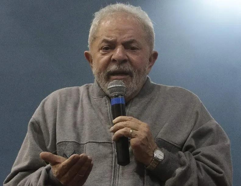 Luiz Inacio Lula da Silva, expresidente de Brazil. Foto de archivo.