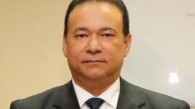 Daniel Omar Caamaño, contralor General de la República.