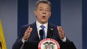 Juan Manuel Santos. AP