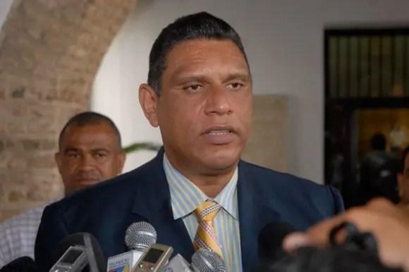 Dirigente del PRM Jesús Vásquez Martínez. Archivo