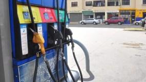 Gasolineras Cerradas