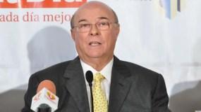El expresidente Hipólito Mejía.  Archivo
