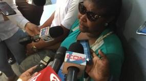 Madre de mecanico involucrado en banda de Percival Matos. Fotos: Joan Vargas