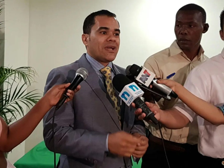 Diputado Elías Báez