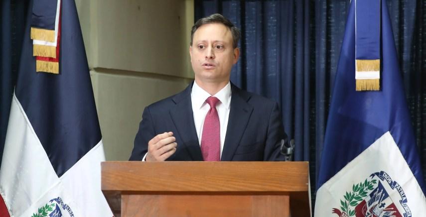 El procurador Jean Alain Rodríguez, aseguró que trabajan para combatir la corrupción y la impunidad.