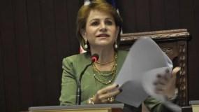 Lucía Medina destacó la importancia de estas leyes.
