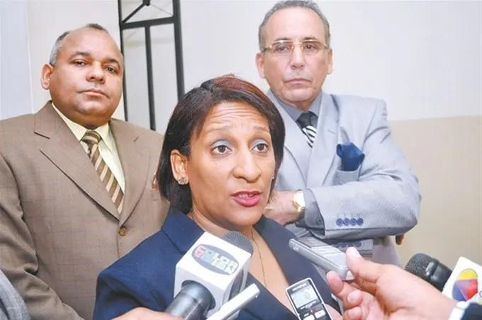 Margarita Cristo Cristo sostuvo una polémica pública con la fiscal Yeni Berenice Reynoso por el caso Díaz Rúa.