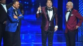 El Pachá ganó en la categoría Animador de Televisión.