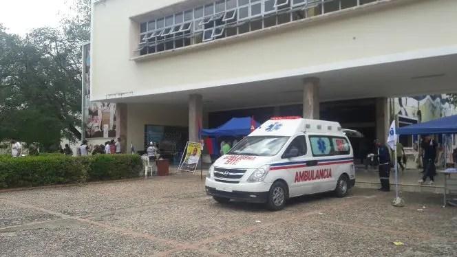 Un herido durante tiroteo en elecciones estudiantiles de la UASD