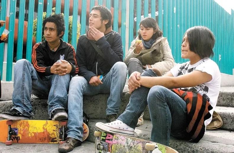 En 2005, la mayoría de los jóvenes vivían independientemente.