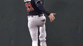 Christian Yelich, de los Marlins.