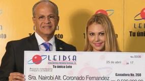 Manuel Abreu y Nairobi Coronado Fernández.
