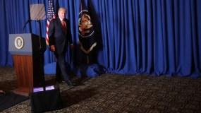 """""""Cuando matas a niños inocentes, a bebés, con un gas químico que es tan letal... Eso cruza muchas líneas, va más allá de una línea roja. Mi actitud hacia Siria y Al Assad ha cambiado mucho"""", afirmó Donald Trump antes del ataque."""