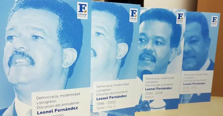 """Leonel Fernández tiene programado poner en circulación su libro  """"Democracia, Modernidad y Progreso"""", en el hotel Intercontinental de Doral, aledaña a Miami."""