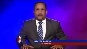 El artista Héctor Acosta (El Torito) pidió al presidente Danilo Medina que le de una respuesta al problema de la delincuencia y la inseguridad ciudadana.
