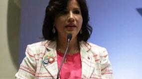 La vicepresidenta habló en la reunión anucal GBA All Stars LAC.