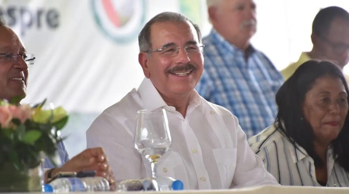Presidente Medina anuncia que proyecta aumentar las visitas sorpresas