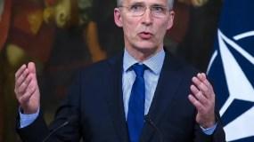 Secretario general de la OTAN, Jens Stoltenberg.  esis.