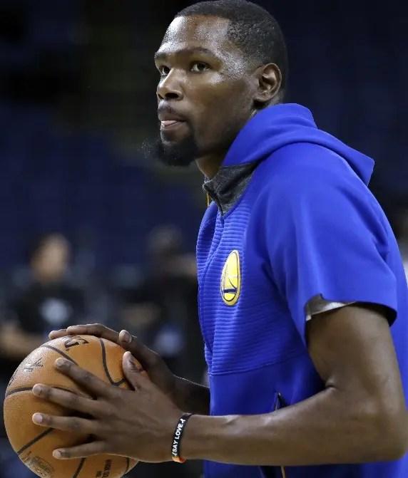 Golden State empezó arrasando en las finales — NBA