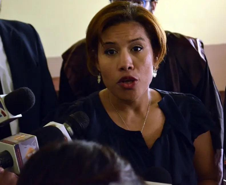 Awilda Reyes ha negado las acusaciones lanzadas en su contra.