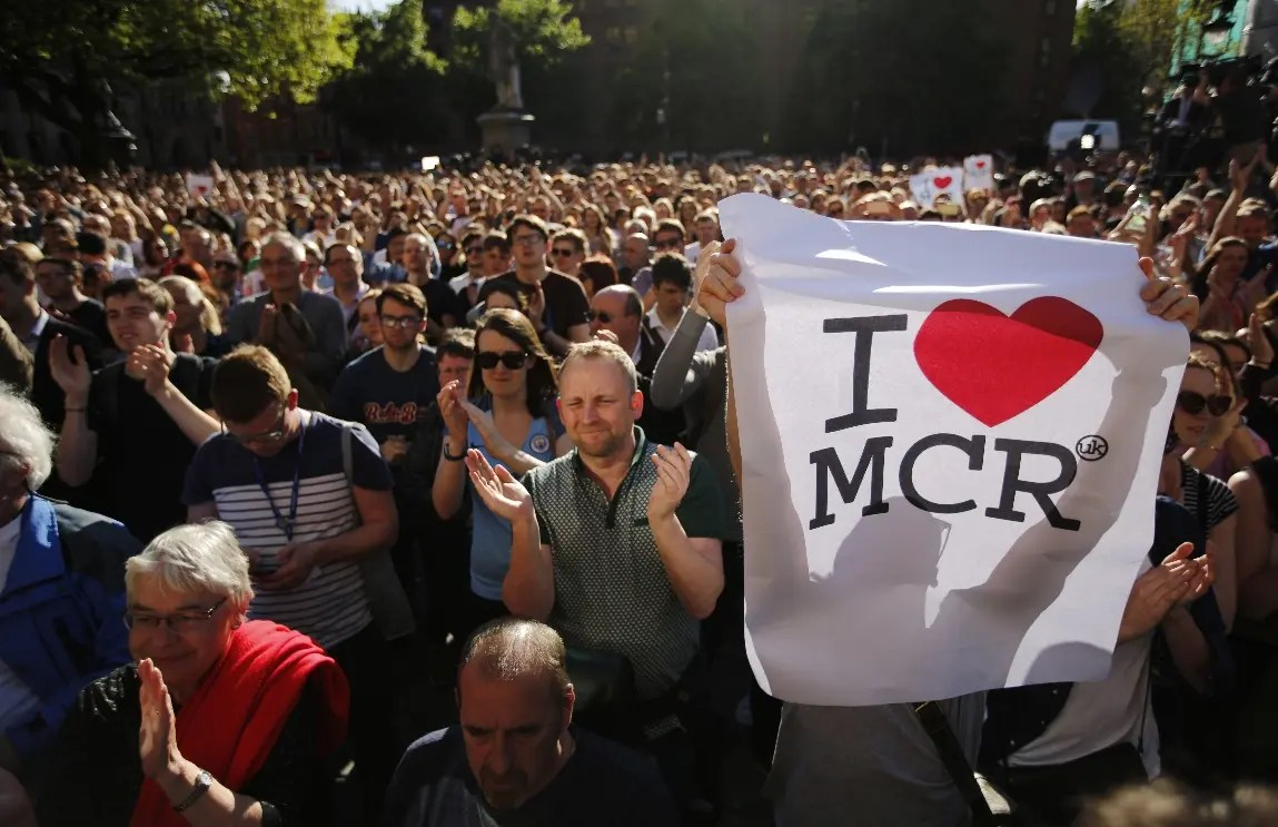 Detienen a quinto sospechoso de atentado en Manchester