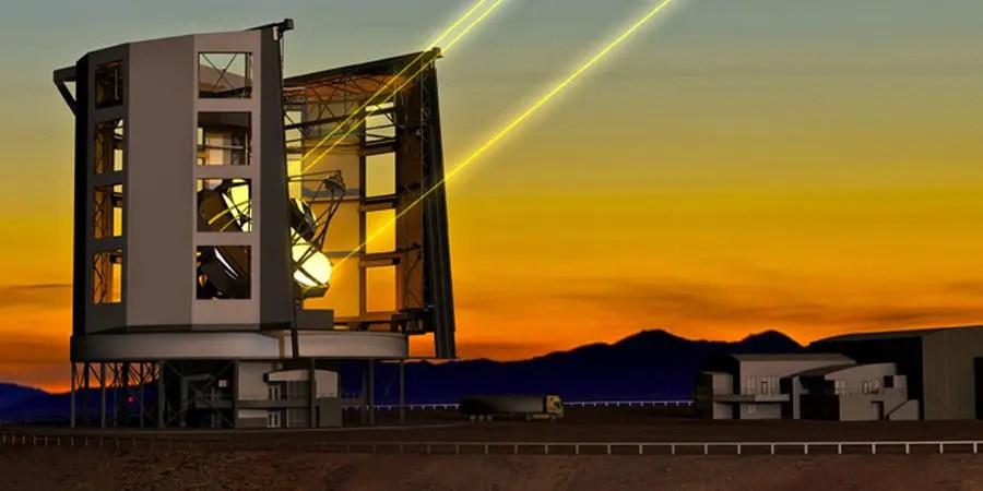 El telescopio más grande del mundo llegará a Latinoamérica
