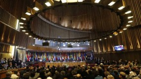 Asamblea de la Sociedad Interamericana de Prensa.