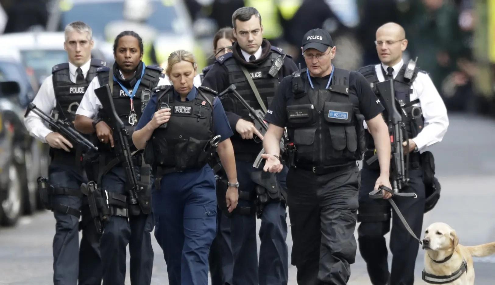 Estado Islámico se atribuye atentado en Londres