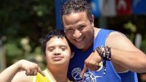 José Manuel Rodríguez y su hijo Enmanuel compartieron muchos momentos de felicidad.