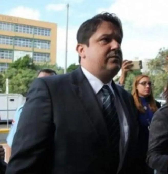 Marcelo Hofke fue interrogado el 10 de enero en la PGR.