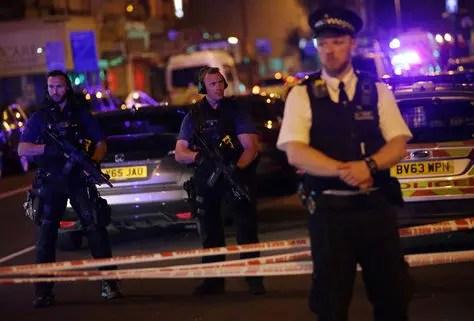 Argentina condena el atentado terrorista a mezquita de Londres