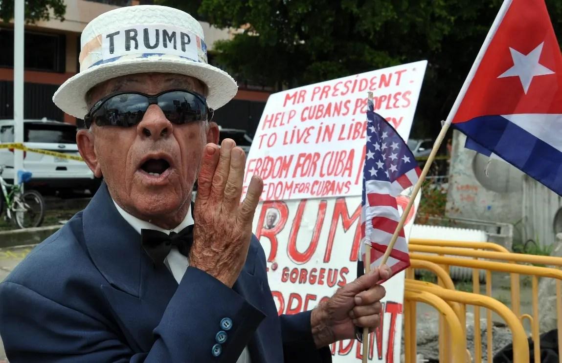 Discurso de Trump, 'espectáctulo grotesco': Cuba