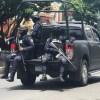 Tropas élites del  Ejército y la Policía patrullaban calles SFM.