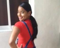 Emely Peguero Polanco, de 16 años de edad y cinco meses de embarazo, fue asesinada por su novio, Marlon Martínez.