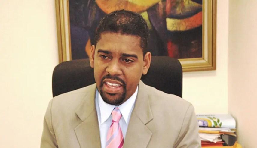 Yuniol Ramírez, abogado y profesor de UASD. archivo