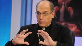 El obispo Victor Masalles