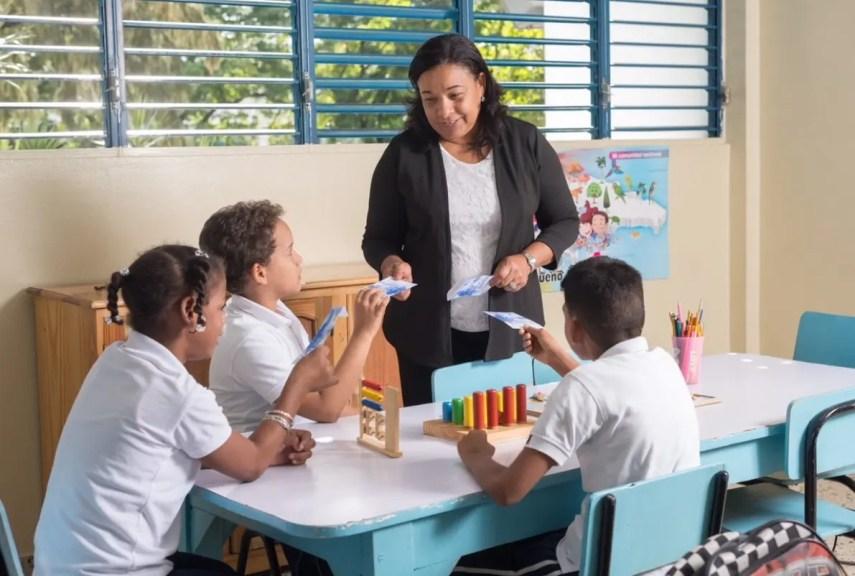 La Escuela  Especial Dr. Jordys  Brossa es uno de los pocos centros que existen.  fuente externa.
