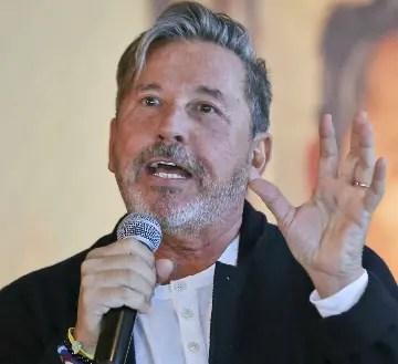 El cantautor  Ricardo Montaner.  Archivo