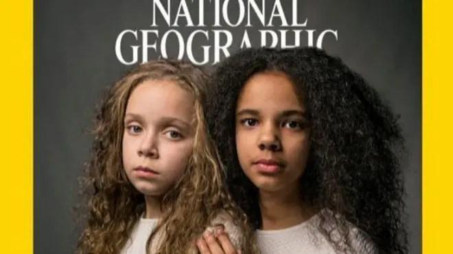 """El número especial de la revista National Geographic tiene como título """"Desafío Racial"""" y quiere desbaratar muchos de los discursos sobre la raza."""