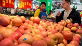 Las frutas están en el  amplio listado de artículos que Estados Unidos pretende poner impuestos.  AGENCIA.