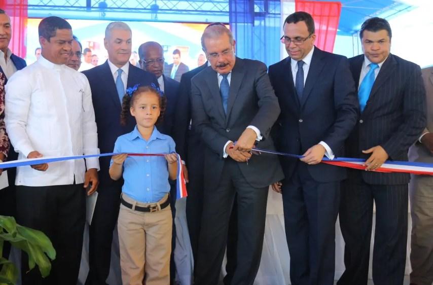El plantel fue construido a un costo de 60 millones de pesos.  fuente externa