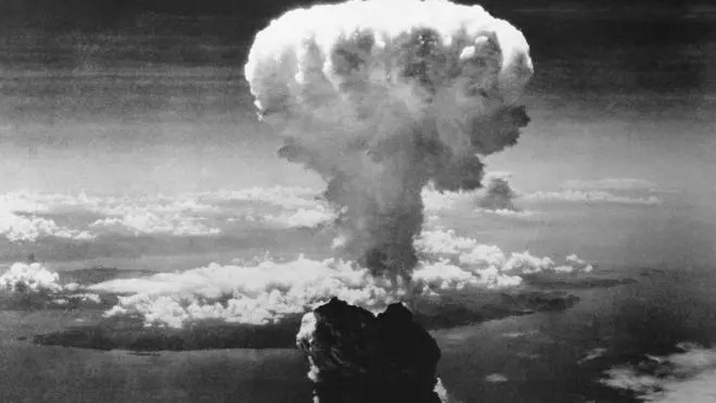 La bomba de Nagasaki fue más potente que la lanzada sobre Hiroshima tres días antes.
