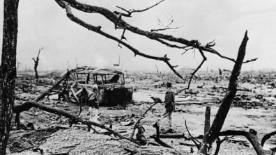 En Hiroshima, que recibe mayor atención que Nagasaki tras los bombardeos de 1945, más del 60% de sus edificios resultaron completamente destruidos.