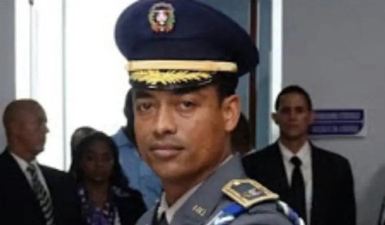 Corcino Galván  permanece detenido en San Pedro.
