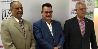 Francisco Fermín, León Zurawicki y José Miguel Espaillat.